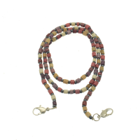 Multicolour Facemask Lanyard