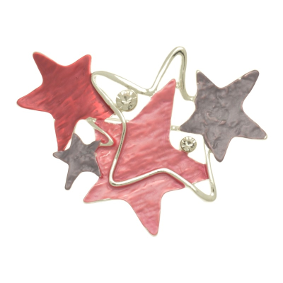 FBR405 Star Brooch