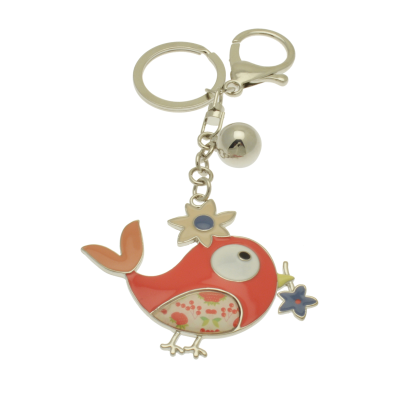 FKR235 Red Bird Keyring