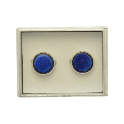 Royal Blue Cufflinks