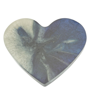 Blue Heart Magnet