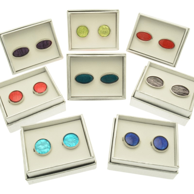 Cufflinks Pack of 8 pairs