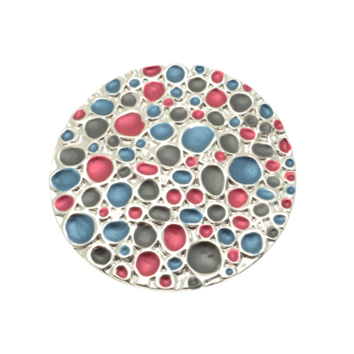 Multicolour Magnetic Brooch