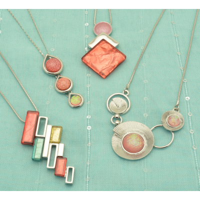 Gorgeous Necklaces to Bring Happiness