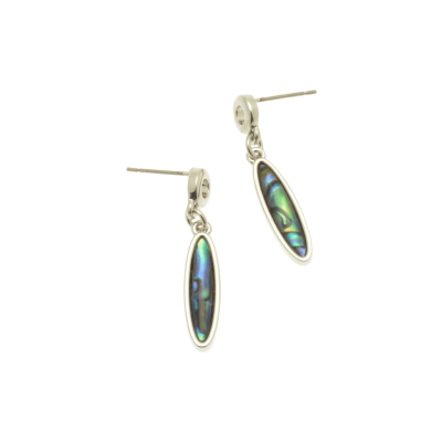 Paua Layer Earrings