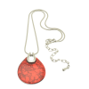 Rich Red Punch Necklace